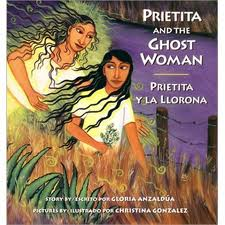 La Llorona book cover depicts La Llorona